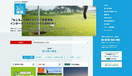 XiS保険_公式HP